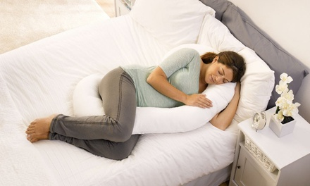 Kit for Kids Cuddle Me Pregnancy Pillow for £19.99 (50% Off)