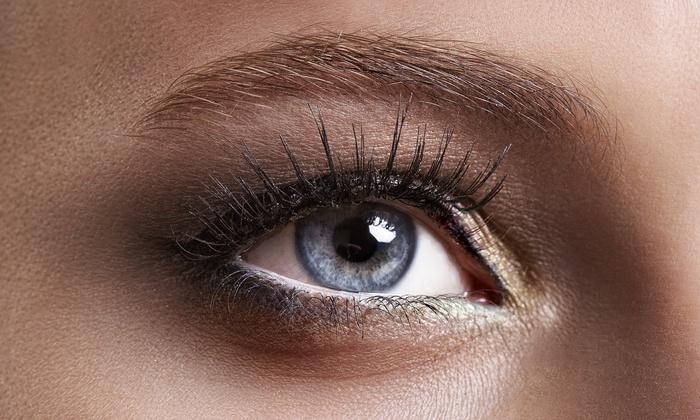 Lash and Brow Treatments - Express Lash and Make Up Academy | Groupon