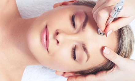 Microdermabrasion and Enzyme Peel: One $49 or Two Sessions $89 at Skinn Beauty Bar Up to $418 Value
