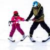 Curso de esquí o snowboard