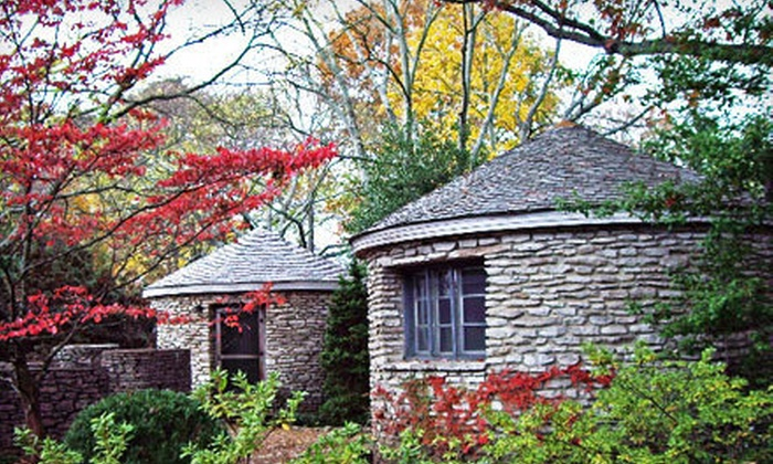 Knoxville Botanical Garden and Arboretum - Knoxville: One-Year Family or Avid Gardener Membership to Knoxville Botanical Garden and Arboretum (Half Off)