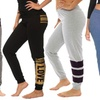 Coco Limon Women's Plus Size Joggers (4-Pack)