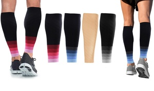 Xtreme Physic Sports Compression Calf Sleeves