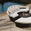 Bellagio 4-Piece Cabana Outdoor Sectional Set
