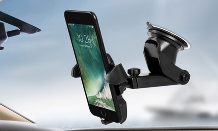 Rotating Car Mount for Smartphones