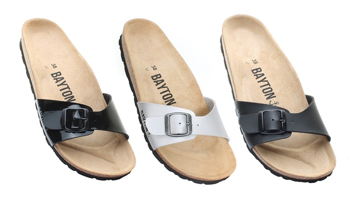 on sale on feet at cheap prices Mule Bayton pour femme | Groupon