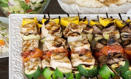 Take-Home Dinner for Four or $12 for $20 Worth of Mediterranean Cuisine at Chicken Al Mattone