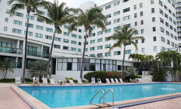 Oceanfront Hotel In Miami Beach