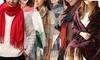Women's Winter Shawl-Scarf