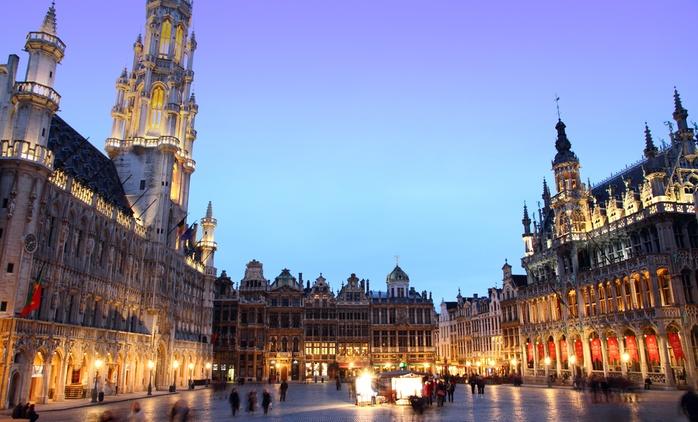 Brüssel: 2-3 Tage zu zweit im DZ oder Zweibettzimmer im 4 * Hotel Izan Avenue Louise