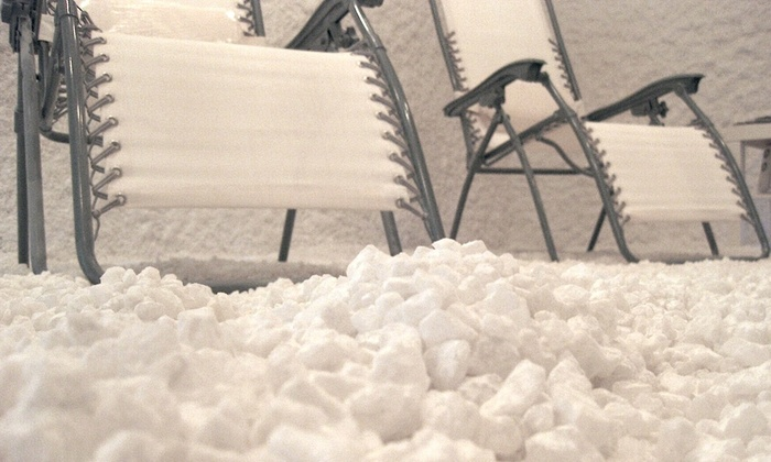 The Salt Room Lake Country, LLC - Up To 48% Off - Pewaukee, WI | Groupon