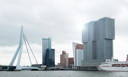 Nabij Rotterdam: standaard 2 of 3persoonskamer, naar keuze incl. ontbijt in ibis budget Rotterdam The Hague Airport