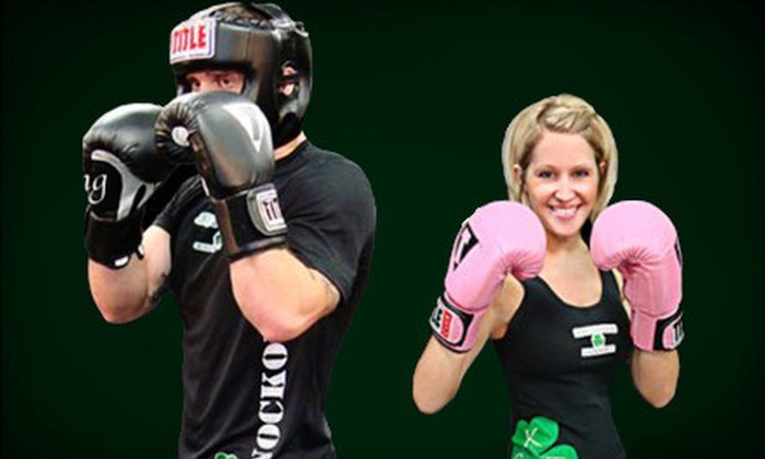 Southside Knockout - Mount Greenwood: 10 or 20 Fitness Classes at Southside Knockout (Up to 77% Off)