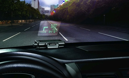 Garmin Head-Up Plus Display Navigation System