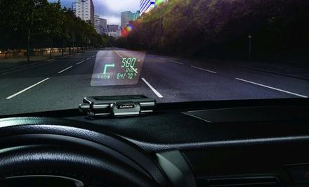 Garmin Head-Up Plus Display Navigation System