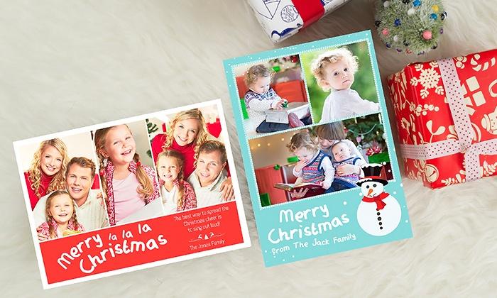 Custom Greeting Cards Groupon Goods