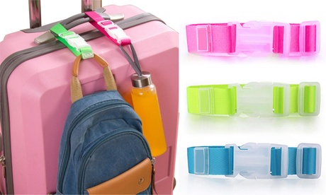 1, 2 o 3correas para hebillas de equipaje