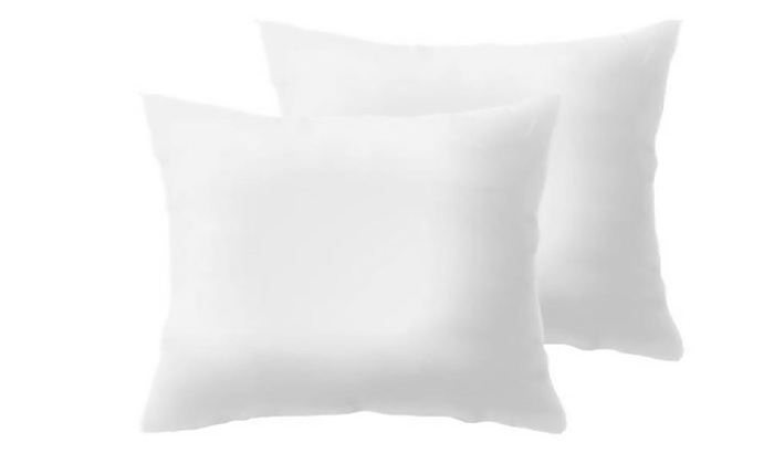 Two or Four Downland Duck Feather 46cm Cushion Pads from £9