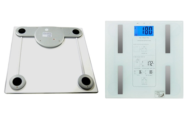 $29.95 for Multifunction Digital Body Fat Scales