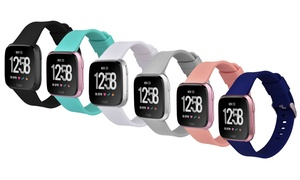 Silicone Replacement Band for Fitbit Versa