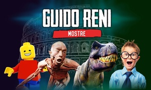 Mostre al Guido Reni District: RealBodies, Brikmania, Dinosaur invasion, Scientopolis: ingressi mostre presso Guido Reni District a Roma (-41%)