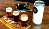 33% Off Flight Package for One at Lowercase Brewing