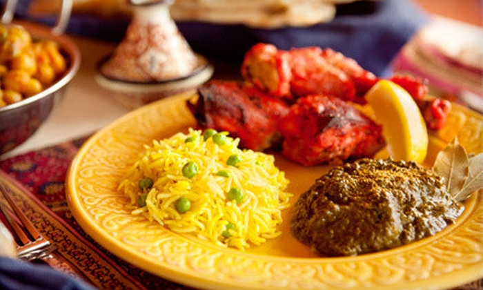 Yak & Yeti - Somerville: Nepali and Indian Brunch Buffet for Two, Four, or Six at Yak & Yeti (Up to 54% Off)