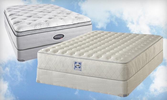 Mattress Firm - Montgomery: Bed Accessories or Mattress at Mattress Firm (75% Off)