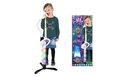 Toyrific i-Microphone MP3 Plug & Play Kindermikrofon  (34,99 €)