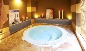BBclub: Percorso Spa fino a 3 ore con massaggio corpo, scrub, trattamento viso per 2 persone da BBClub (sconto fino a 75%)
