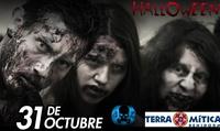 1, 2 o 5 entradas de superviviente al evento zombie de Terra Mítica para el 31 de octubre desde 35 € en Benidorm