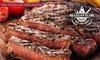 AYCE Brazilian BBQ Buffet for Two