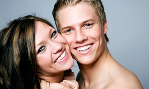 Venus De Milo Dentistry: Dental Exam and Cleaning with Optional Take-Home Teeth-Whitening Kit at Venus De Milo Dentistry (Up to 88% Off)