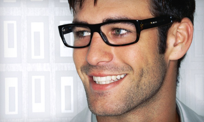 Visionary Optical - Multiple Locations: $40 for $220 Toward Frames and Prescription Lenses at Visionary Optical