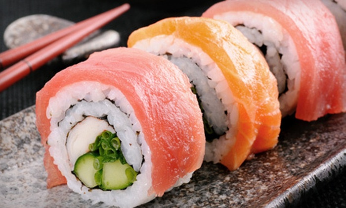 An Zen Asian Bistro & Sushi Bar - Northbrook: $15 for $30 Worth of Sushi and Japanese Fare at An Zen Asian Bistro & Sushi Bar