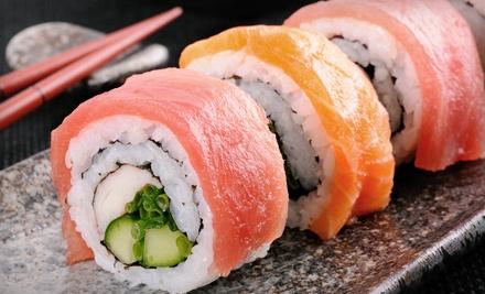 $30 Groupon to An Zen Asian Bistro & Sushi Bar - An Zen Asian Bistro & Sushi Bar in Fort Worth