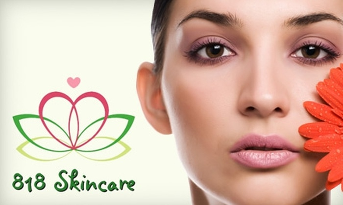 818 Skincare - Tustin: $39 for Facial Microdermabrasion at 818 Skincare ($85 Value)