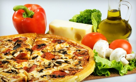 $30 Groupon to Stefano's Solar Powered Pizza  - Stefano's Solar Powered Pizza in Novato