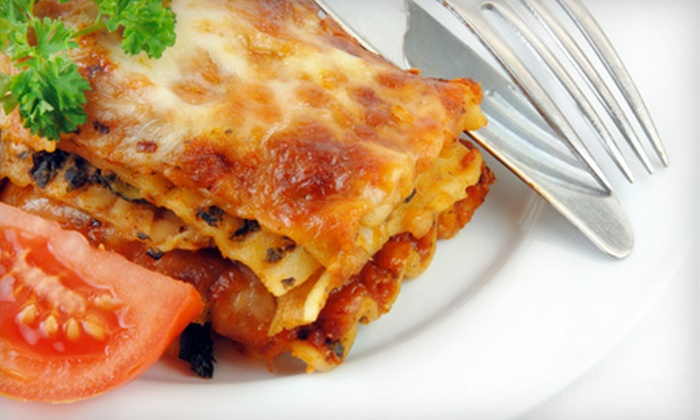 Bel Gusto - Durham: $20 for $40 Worth of Mediterranean Fare for Dinner at Bel Gusto in Durham