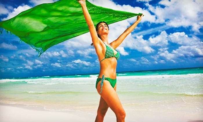 Sunshak Tanning Spa - Chattanooga: $19 for One Month of Unlimited Tanning ($37.95 Value) or One Custom Spray Tan ($35 Value) at Sunshak Tanning Spa