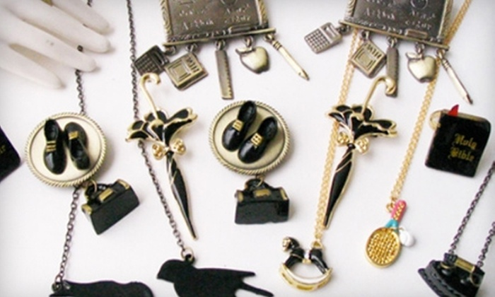 China Originality: $10 for $20 Worth of Jewelry, Accessories, and More from China Originality