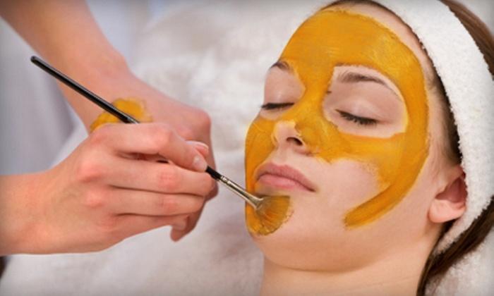 Velvet Wax Spa - Baldwin Park: Pumpkin-Peel Facial or Spa Services at Velvet Wax Spa