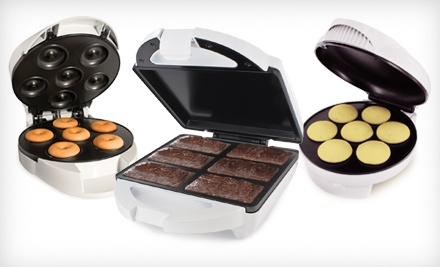 Smart Planet Brownie-Bar Maker (a $30 value) - Smart Planet Dessert Makers in