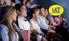 UCI KINOWELT - Mehrere Standorte: 5 Kinogutscheine für alle 2D-Filme inklusive Überlänge und Loge in der UCI KINOWELT (52% sparen*)
