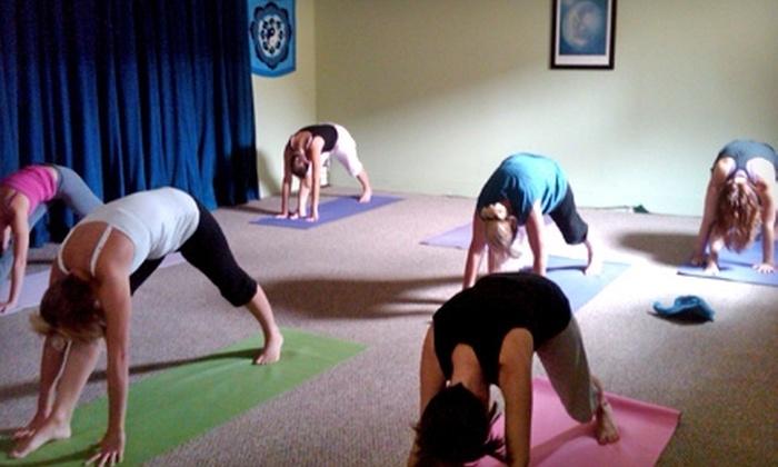 Ananda Center for Yoga and Massage - Winter Garden: $40 for 10 Yoga Classes at Ananda Center for Yoga and Massage in Winter Garden ($100 Value)