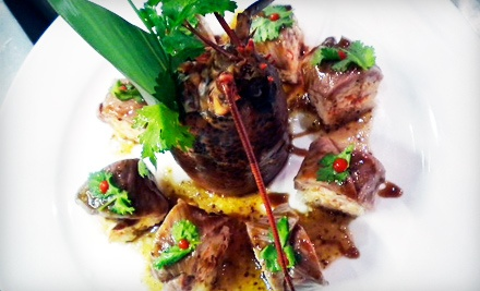 $40 Groupon for Japanese Fare, Chinese Fare, and Sushi - Mandarin Milford in Milford