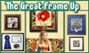 The Great Frame Up - Mount Laurel: $50 for $100 Worth of Custom Framing, Art Prints, Photo Restoration, and More at The Great Frame Up