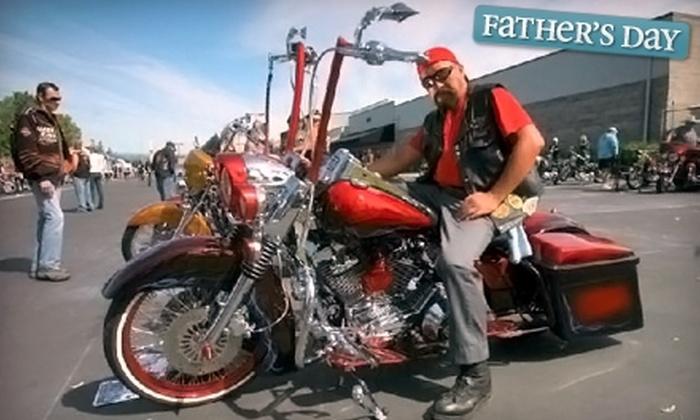 Iron Steed Harley Davidson In Vacaville California Groupon