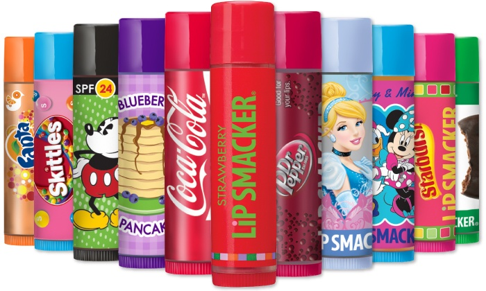 Lip Smacker: $15 for $30 Worth of Lip Glosses at LipSmacker.com