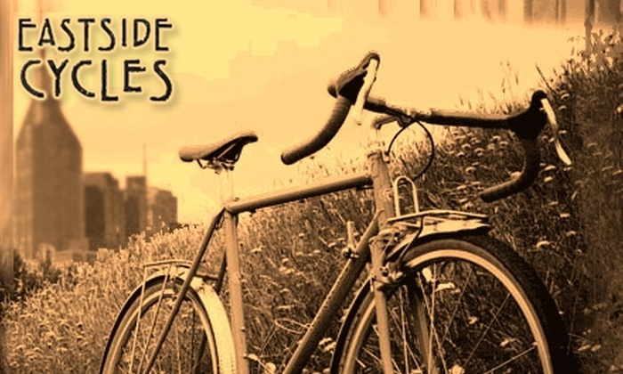 Eastside Cycles - Lockeland Springs: $20 for a Bicycle Tune-Up at Eastside Cycles